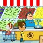 Барбоскины в супермаркете